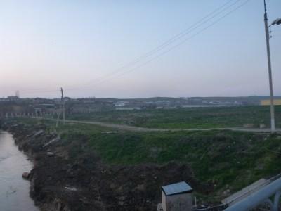 Arriving into Kazakhstan at Zhibek Zholy