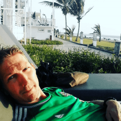 Relaxing at the stunning Coco Ocean Resort