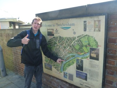 Backpacking on the Kingdom of Lovely Tour in London, England