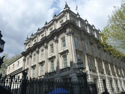 Ten Downing Street, Whitehall