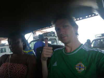Dakar to Mbour