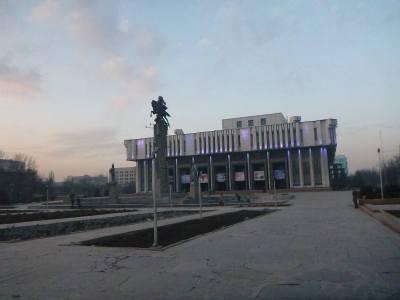 Manas Square, Bishkek