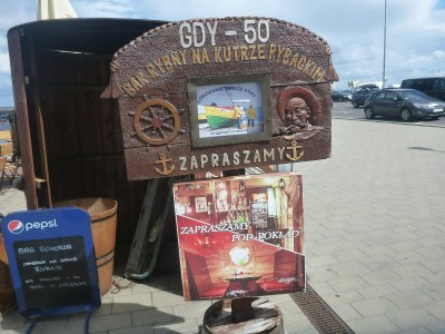 GDY 50 Boat Restaurant