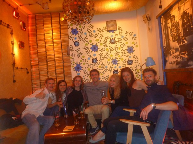 Cycle On Hostel Night out in Gdańsk.