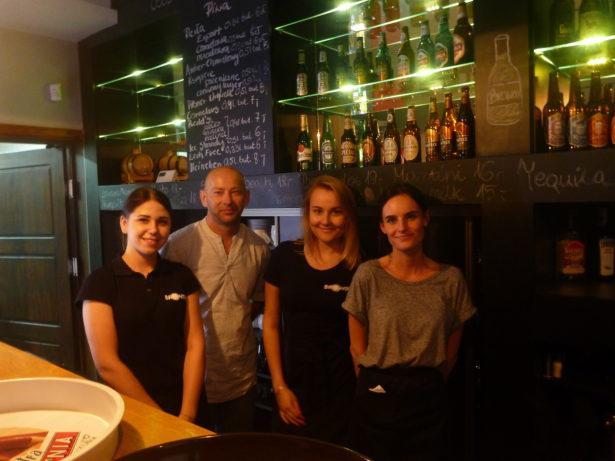 Paulina, Gregorgz, Ola and Marta
