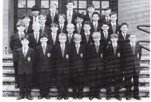 Twenty Five Years Ago This Week: Class of 1Y in Bangor Grammar School, Northern Ireland
