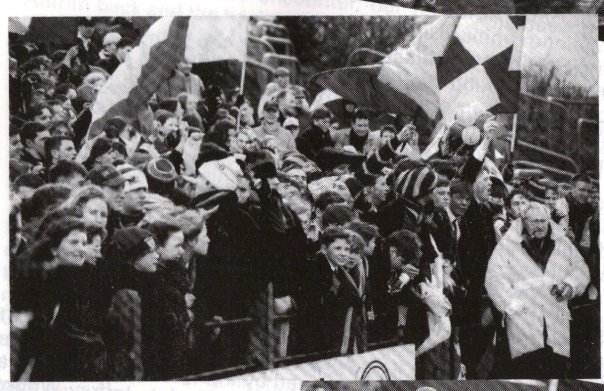 Rugby Schools Cup Final, 1995 - Bangor Grammar Day Out