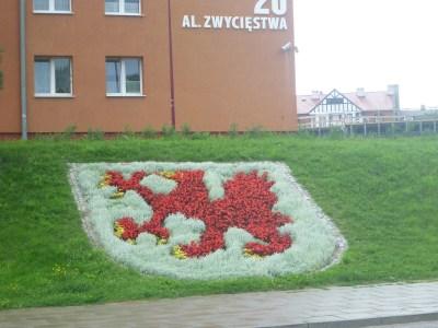 Tczew emblem