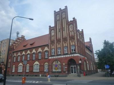 Poztza (Central Post Office)