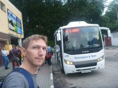 World Borders: How to Get From Poland to Kaliningrad (Gdańsk to Kaliningrad City)
