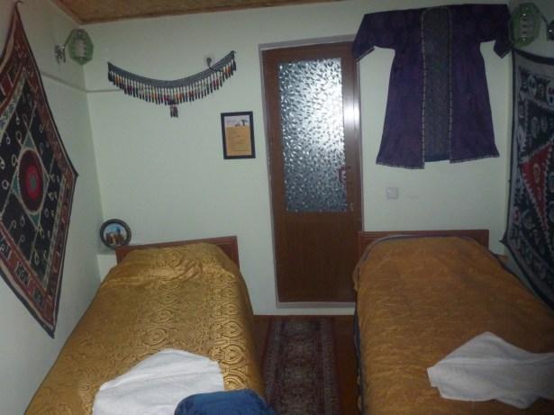 My room in Jahongir Bed and Breakfast