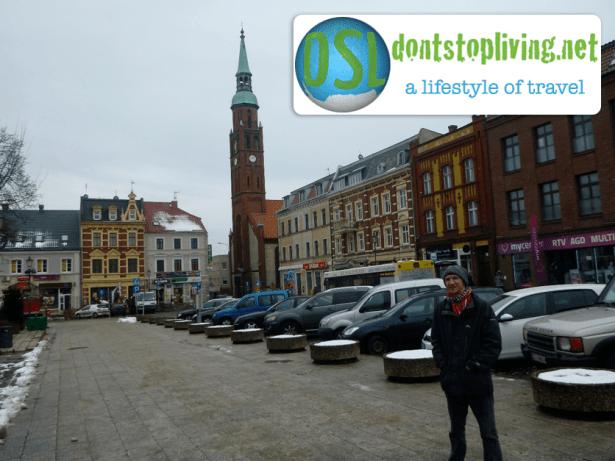 Backpacking in Starogard Gdanski
