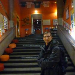 Backpacking in Warsaw, Poland: My Stay at the Famous Oki Doki Hostel