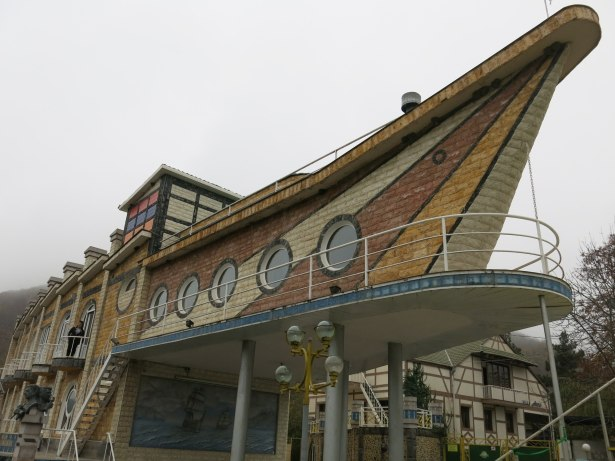 One of the Most Unusual Places I Have Slept In: The Eclectic Hotel in Vank, Nagorno Karabakh