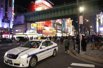 Akihabara streets...