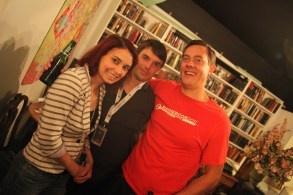 Aloria, Zach, Chris