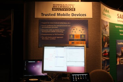 """Trusted"" ARM environments leveraging TrustZone"
