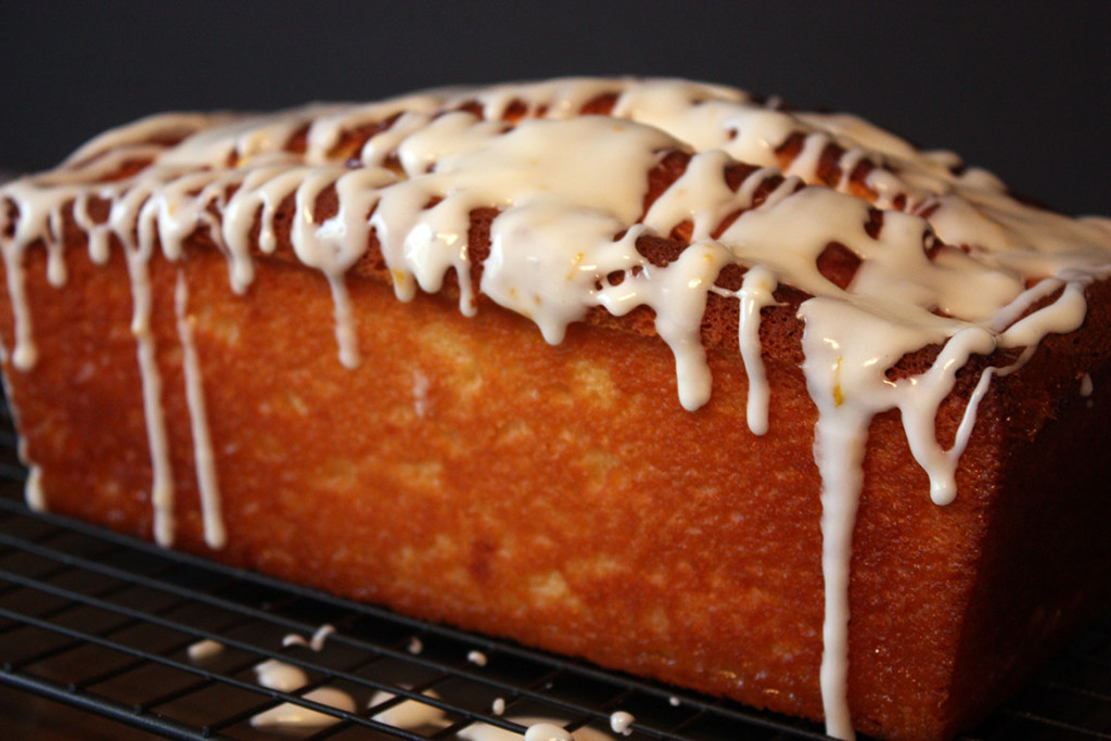 Meyer Lemon Loaf - Extra lemony, extra moist, dense yet light and OH SO DELICIOUS!