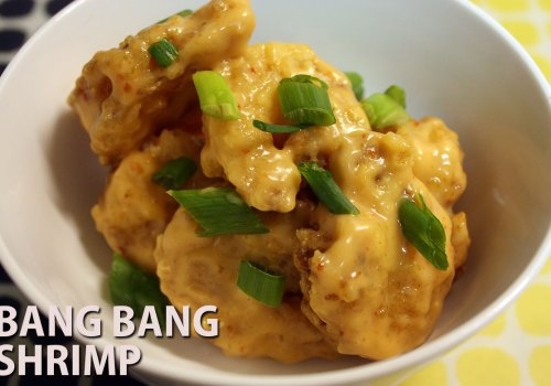 Bang Bang Shrimp - Great appetizers, party, dinner or game day snacks! Easier to make than you think.