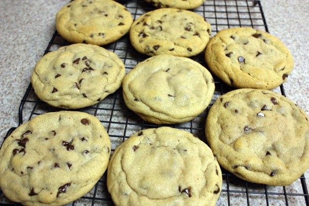 Chewy Chocolate Chip Cookies - Don't Sweat The Recipe