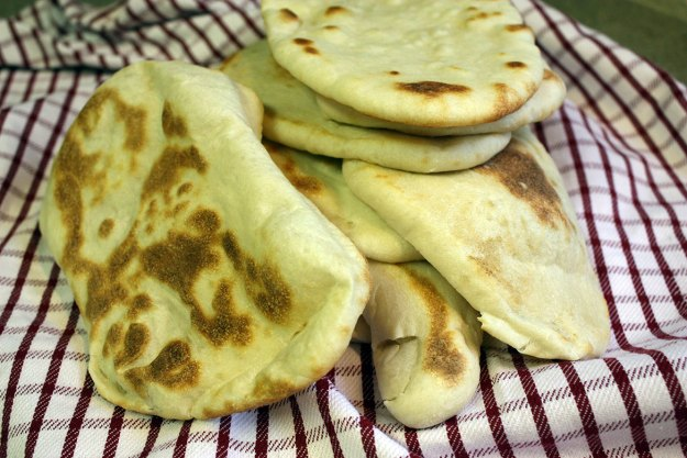 Homemade Naan Flatbread - Don't Sweat The Recipe