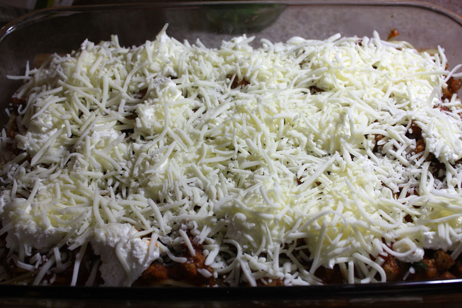 Baked Spaghetti - by Don't Sweat The Recipe