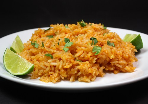 Mexican Rice - Recreate restaurant style Mexican rice at home. My family can't get enough of this dish!
