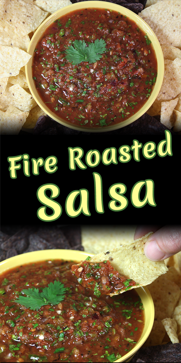 Hot Salsa Recipe No Food Processor
