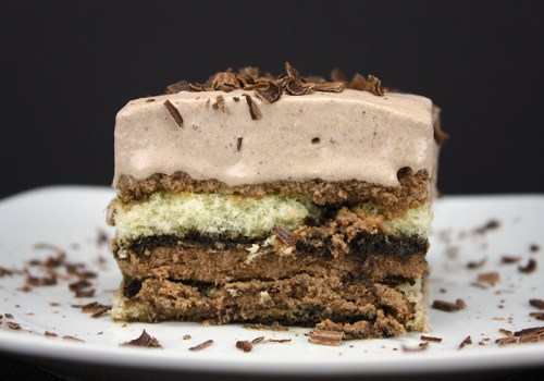 Chocolate Tiramisu - A delicious twist on a classic elegant dessert! This stuff is to DIE for!!