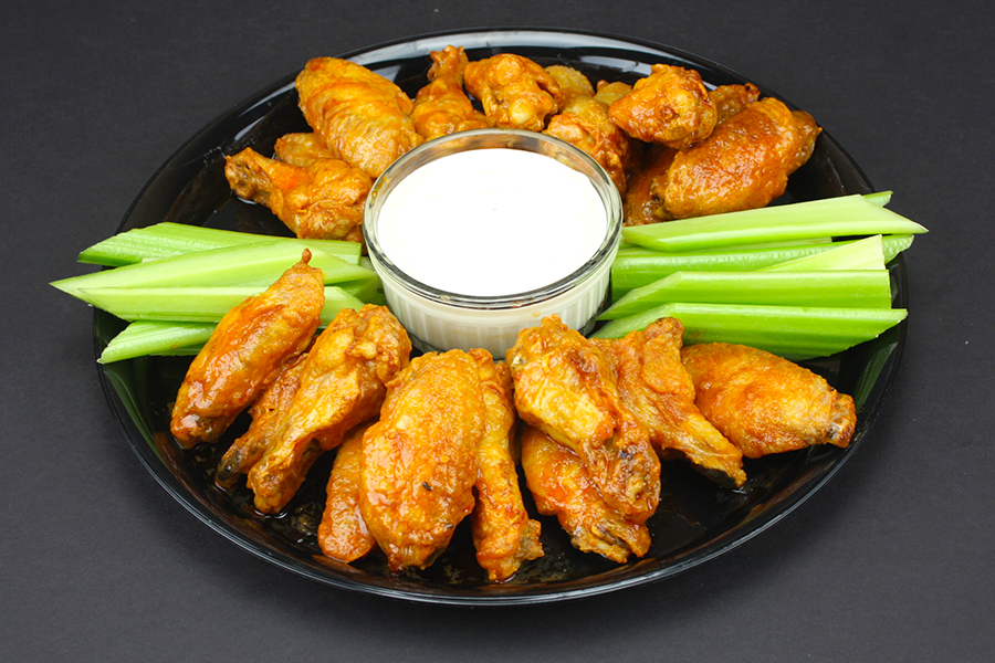 Oven Baked Chicken Wings Don T Sweat The Recipe