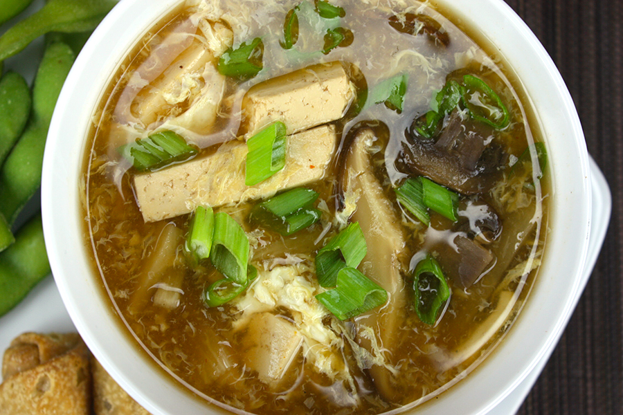 Hot And Sour Soup Better Than Take Out Fast Simple And Packed With