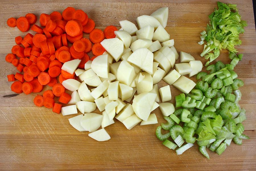 Dumpling soup vegetarian recipes