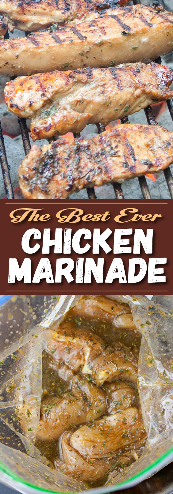 Best Ever Grilled Chicken Marinade Don T Sweat The Recipe