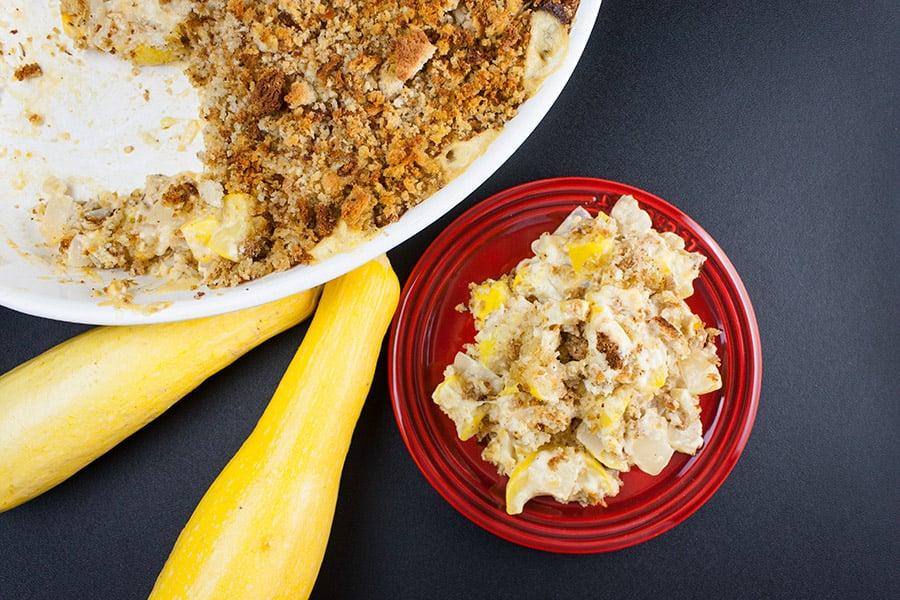 Easy yellow squash casserole recipes
