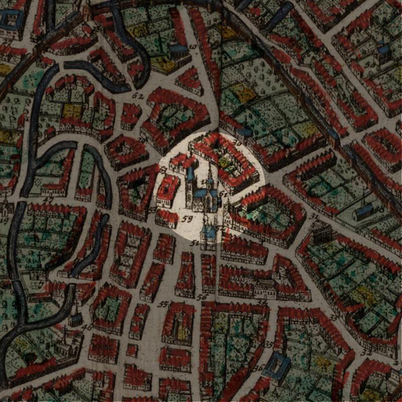 Harold Tor - Sint-Pieterskerk Leuven