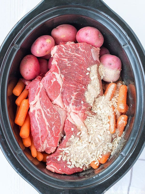 Image Result For How Do You Make Pot Roast In A Slow Cooker