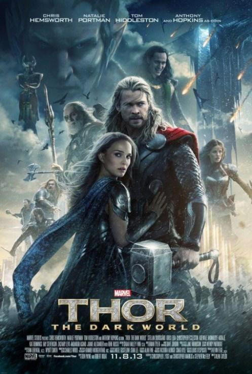 Thor: The Dark World, 2013