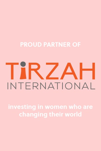 Giving November – Partnership with Tirzah International