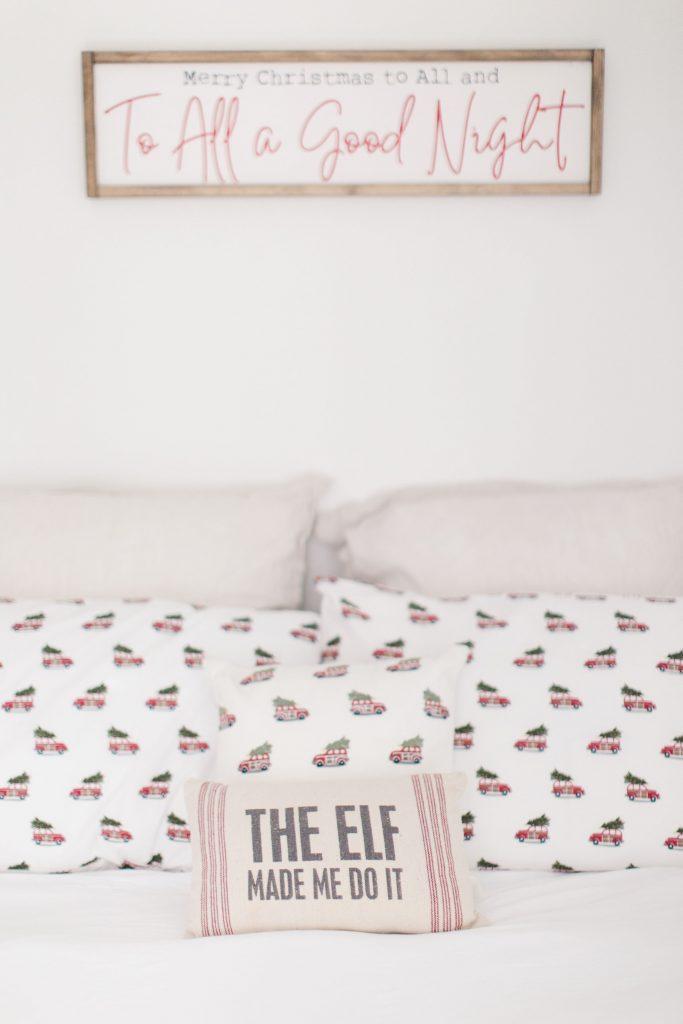 cozy for christmas