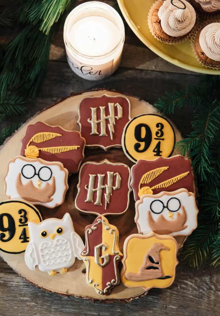 Harry Potter Holiday Movie Night