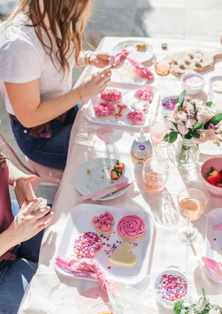 Roses and Rosé Brunch