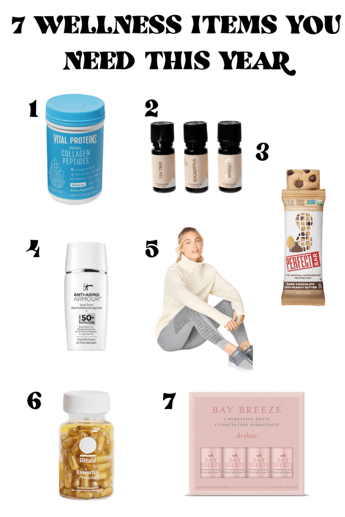 7 Wellness Items You Need This Year