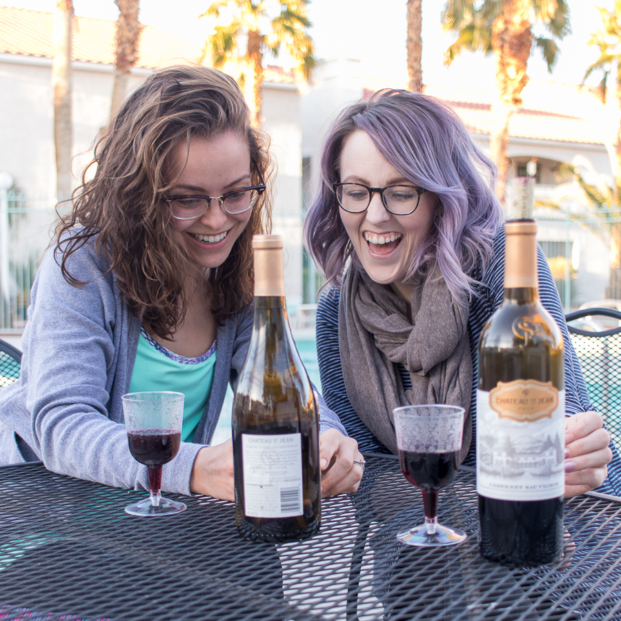 Kick back and #UncorkTheStory with Chateau St Jean