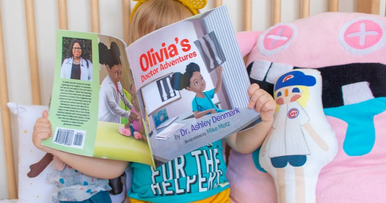 What We're Reading: OLIVIA'S DOCTOR ADVENTURES