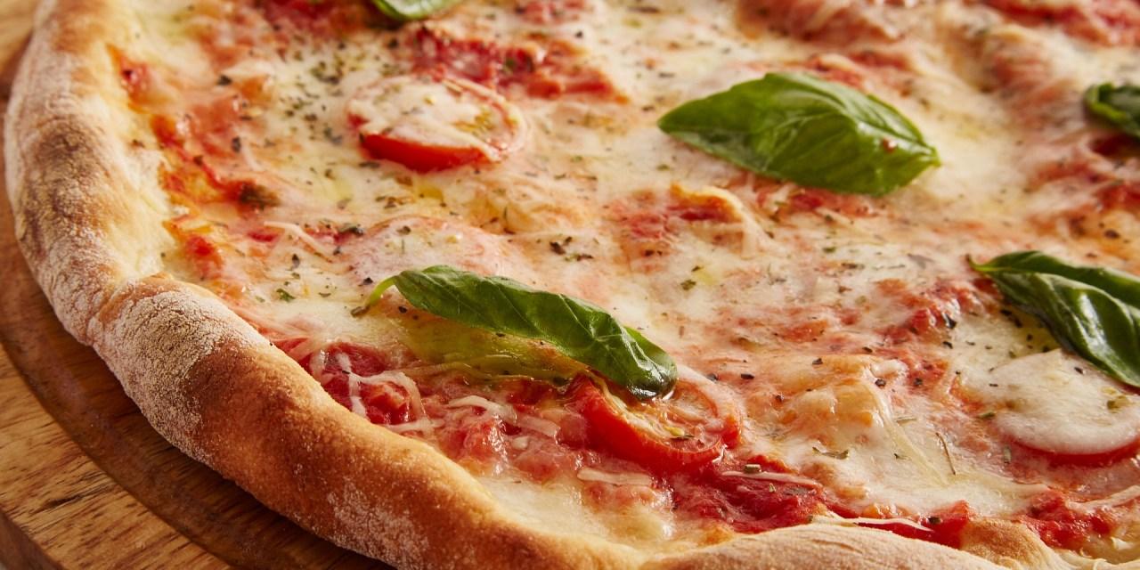 Homemade Spelt Pizza!