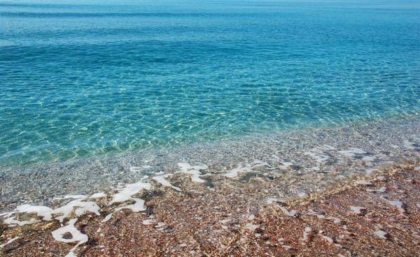 Фото моря на рабочий стол: Прозрачное море, пейзаж