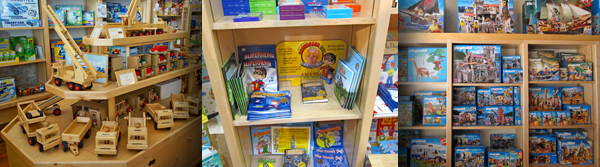 All things kids toys and books