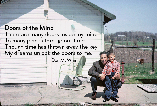 dad photo poem