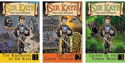 sir-kaye-books-1-to-3