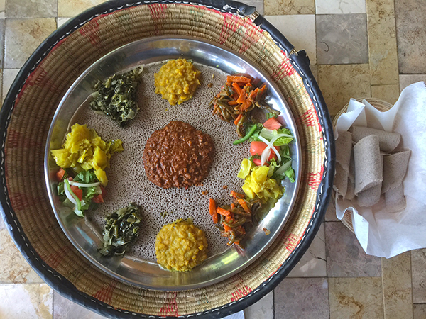 Eating With Your Hands is Required: A Taste of Ethiopia – Author Don